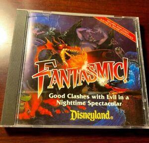 Fantasmic! CD Disneyland - Nighttime Spectacular Disney