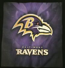 Baltimore Ravens NFL Football -T Shirt Black Size XS XSC (0-2) Cheerleader Shirt