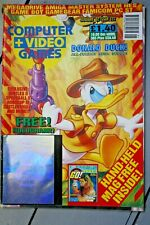 Computer and Video Games (C&VG) Jan 1992 Issue #122
