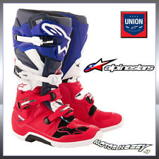Stivali Cross Enduro Alpinestars Tech 7 Union 18 Limited Edition 2019 Taglia 43