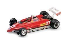 Ferrari 126C2 Gp San Marino Villeneuve 1982 Br. R267-Ch 1:43 Modellino Diecast