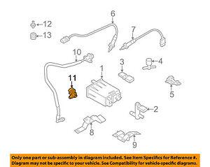 NISSAN OEM Fuel Injection-Pressure Damper 226755Y76A