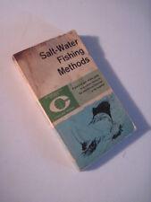 Salt-Water Fishing Methods! (1962) salmon sword fish reef fishing fly casting