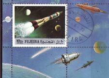 Fujeira 1972 - Ruimtevaart / Spacecrafts / Raumfahrzeuge