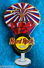 UNIVERSAL CITYWALK OSAKA 4TH JULY FIREWORKS MARTINI GLASS 04 Hard Rock Cafe PIN
