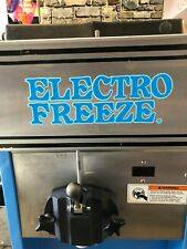 More details for electro freeze commercial ice cream machine (mr whippy type)