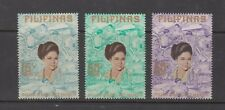 Philippine Stamps 1973 Imelda Marcos Complete set MNH