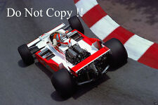 John Watson McLaren M28 Monaco Grand Prix 1979 Photograph 4