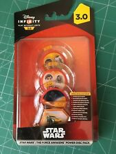 DISNEY INFINITY 3.0 STAR WARS POWER DISC PACK THE FORCE AWAKENS VER FOTO