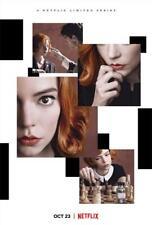 """The Queen's Gambit Wall Art TV Poster 18x12 36x24 40x27"""""""
