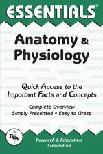 Essentials Study Guides: Anatomy and Physiology Essentials TESTBANK INCLUDED!