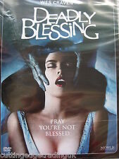 Deadly Blessing (DVD, 1981) NEW SEALED (Nordic Packaging) PAL Region 2