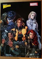 POSTER Wolverine Logan X-23 Jean Grey Cyclops White Queen X-Men Hellboy Mignola