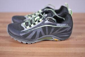 Merrell Siren Edge Waterproof Shoes Black Paradise Women's 8