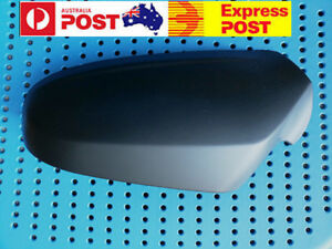 MIRROR COVER CAP HOUSING to suit HOLDEN ASTRA AH 01/04-03/10 Black Left side