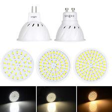 15X MR16 GU10 LED Spot Lights Bulbs 3W 5W 7W 2835 SMD Light White Lamps 220V 12V