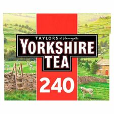 Yorkshire Tea Teabags 240 per pack