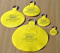 Plate Picture Hanger Disc Self Adhesive Stick on Invisible Hook 5 Size Available