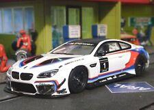 Sideways BMW M6 GT3 Nr.1 in 1:32 auch für Carrera Evolution      SWCAR03A