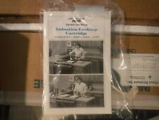 Jenn Air Induction Cartridge Black Model A135R NIB Open Box