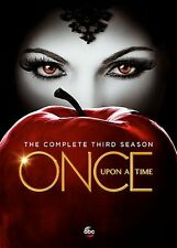 Once Upon A Time . The Complete Season 3 Three . Es War Einmal . 5 DVD . NEU OVP