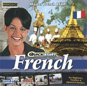 QuickStart French  Learn in your Native Language  Vista 7 8 10  Immersion Method