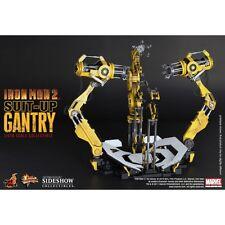 Iron Man 2 Suit-Up Gantry Environment 1/6 Hot Toys