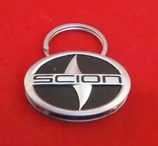 """Scion Keychain Ring Dealer Exclusive Silver Black """"What Moves You"""""""