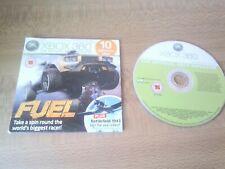 Xbox 360 Kraftstoff 10 Spiele zu spielen Magazin Disc