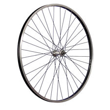 Taylor Wheels 28 Zoll Fahrrad Vorderrad Büchel Aluminiumfelge Vollachse schwarz