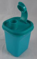 Tupperware Mess & Go Désodorisant une théière verre doseur 350 ml Turquoise Vert Nouveau neuf dans sa boîte