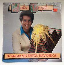 Julio Angel A Bailar Sus Exitos Medley Tradiciones Navidad JI 89 Puerto Rico New