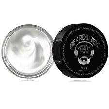 Beardilizer Beard Growth Unscented Conditioner & Softener Cream Formula 4oz