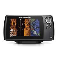 Humminbird 411080-1 Helix 7 Chirp Mega Si Gps G3n Fishfinder With Bluetooth &