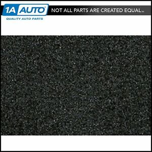 for 1999-03 Ford F150 Truck Super Cab Cutpile 912-Ebony Complete Carpet Molded