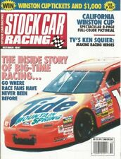 STOCK CAR RACING 1997 OCT - Ken Squier, Stuhler, Hoetzler, Brown, Smith, Gore