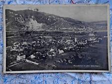Rossatz Wachau Landschaft Foto Österreich Postkarte Ansichtskarte 3616