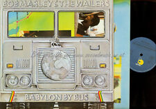 DLP--Bob Marley & The Wailers – Babylon By Bus // OIS // + BEILAGE