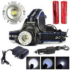 50000LM NEW X-XM-L T6 LED Headlamp Headlight flashlight head light lamp Torch PN
