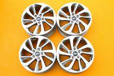 "Hyundai Tucson 2016-2018 Silver 17"" OEM Set of 4 Wheels Rims 70889 #181"