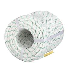150' Long LengthDouble Braid Rope Breaking Strength 5900Lbs EZ Storage Climbing