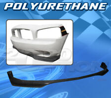 FOR DODGE CHARGER 06-10 T-RA STYLE FRONT BUMPER LIP BODY KIT POLYURETHANE PU