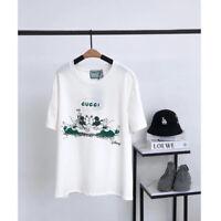Authentic New Gucci Unisex Women Men's T-Shirt Disney X Print Small S Tee Top