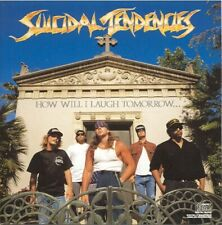 How Will I Laugh Tomorrow ... by Suicidal Tendencies (CD, 1988, Epic) EK 44288