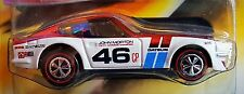 Hot Wheels 2014 HWC Special Edition BRE Datsun 240Z Red & White Neos BLR26 1:64