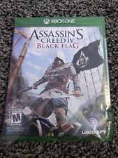 Assassin's Creed 4 : Black Flag - Xbox 360 - Case broken. Disc new  (TV1)