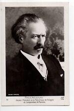 POLOGNE POLSKA POLAND Polskie  PADEREWSKI ancien président république pianiste