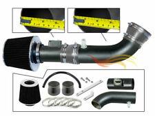 BCP RW GREY For 04-11 Ford Ranger Mazda B4000 4.0L V6 Air Intake System +Filter