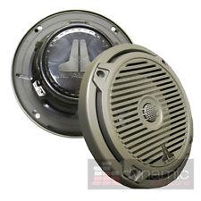 "JL AUDIO MX650-CCX-CG-TB 6.5"" Marine Boat Coaxial Speakers 2-Way Titanium Black"