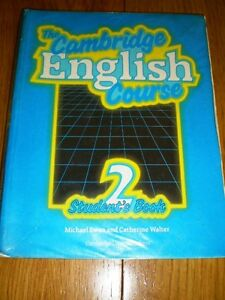 LIBRO DE TEXTO: Inglés - Cambridge English Course - Student's Book 2 (Cambridge)
